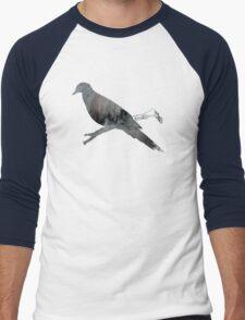 Dove Men's Baseball ¾ T-Shirt