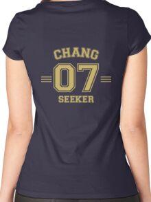 Chang - Seeker Women's Fitted Scoop T-Shirt