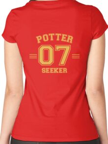 Potter - Seeker Women's Fitted Scoop T-Shirt