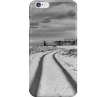 Winter Wonderland in Central Scotland iPhone Case/Skin