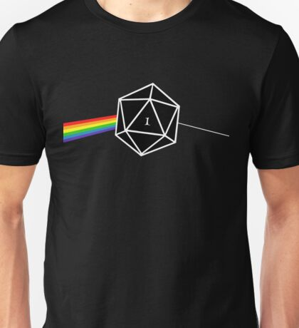 D&D D20 Fail Unisex T-Shirt