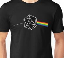 D&d D20 Success Unisex T-Shirt