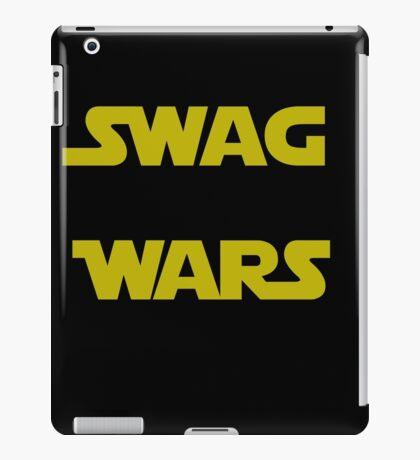 star wars- Swag Wars iPad Case/Skin