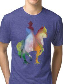Dressage Tri-blend T-Shirt
