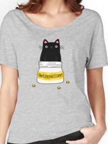 FUR ANTIDEPRESSANT Women's Relaxed Fit T-Shirt