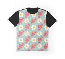 Egg and bacon Graphic T-Shirt