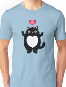 Fat Cat Unisex T-Shirt