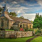 Saint Aidan's Church, Gillamoor. by Colin Metcalf