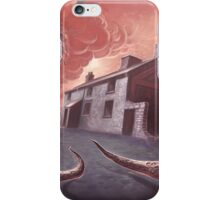 Isolated House iPhone Case/Skin