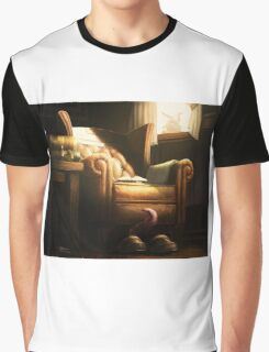 Unexplained Disappearance Graphic T-Shirt