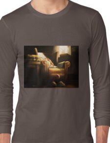 Unexplained Disappearance Long Sleeve T-Shirt