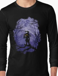 Zelda Majora's Mask Skullkid  Long Sleeve T-Shirt