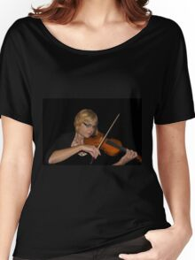 Music, The Universal Language Women's Relaxed Fit T-Shirt