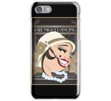 Late Night Dancing iPhone Case/Skin