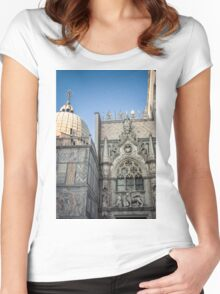 Venice,Italy Women's Fitted Scoop T-Shirt