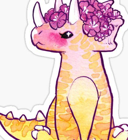 Flowertops Sticker