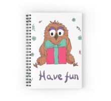 Funny own Spiral Notebook