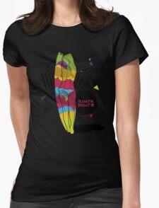 Surf Destination Womens Fitted T-Shirt