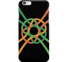 4-Fold Knot iPhone Case/Skin