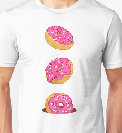 Doughnuts Unisex T-Shirt