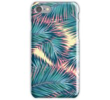 palm tres iPhone Case/Skin