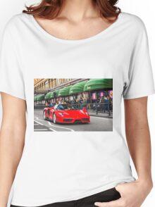 Ferrari Enzo Women's Relaxed Fit T-Shirt