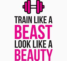 Train Like a Beast, Look Like a Beauty! Women's Tank Top
