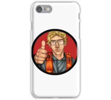 MATT The Radar Technician - Adam Driver SNL Star Wars iPhone Case/Skin