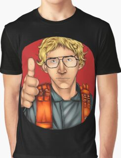 MATT The Radar Technician - Adam Driver SNL Star Wars Graphic T-Shirt