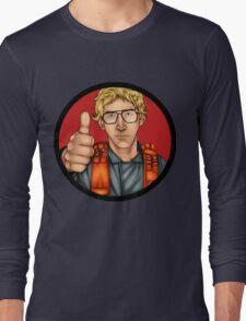 MATT The Radar Technician - Adam Driver SNL Star Wars Long Sleeve T-Shirt
