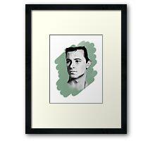 Ryan Kelley Framed Print
