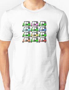 Tuk Tuk World T Shirt T-Shirt