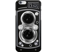 Camera Retro Lens iPhone Case/Skin