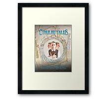 Cthulhu Tales Framed Print