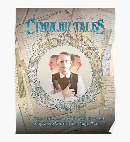 Cthulhu Tales Poster