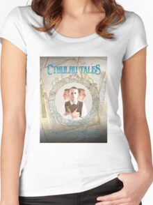 Cthulhu Tales Women's Fitted Scoop T-Shirt