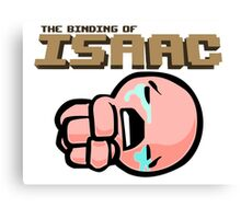 Binding of Isaac Canvas Print