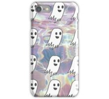 Tumblr Ghosts iPhone Case/Skin