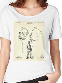 Fireman´s Mask-1889 Women's Relaxed Fit T-Shirt