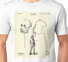 Fireman´s Mask-1889 Unisex T-Shirt