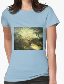 Overtaken! Womens Fitted T-Shirt