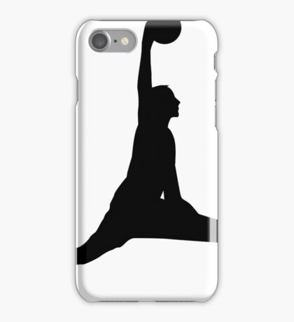 Basketball Dunk iPhone Case/Skin