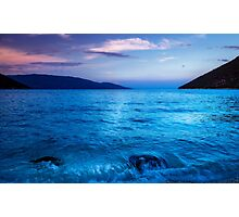 Captain Corelli's Bay Photographic Print
