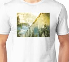 Beverly Hills - Rodeo Drive - Palm Reflections II Unisex T-Shirt