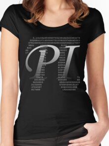 Pi Day Women's Fitted Scoop T-Shirt