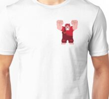 Wreck-It Ralph Pixel Art Unisex T-Shirt
