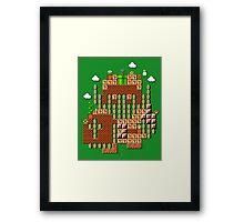 Super Legend Maker Framed Print