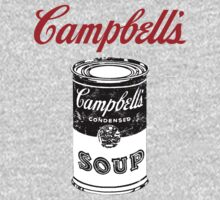 campbell soup One Piece - Long Sleeve