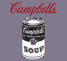 campbell soup Kids Tee
