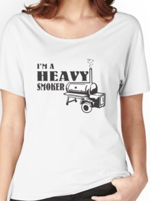 I'm a Heavy Smoker Women's Relaxed Fit T-Shirt